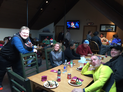 VVA Project Managers & Consultants Sponsors CoreNet Young Leaders Ski Trip