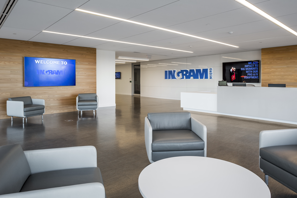 Ingram Micro project management