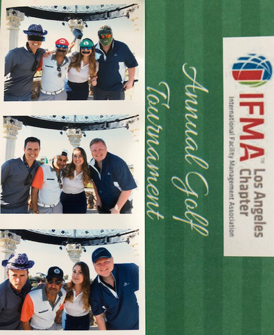 VVA CA Enjoying the #IFMA Golf Tournament